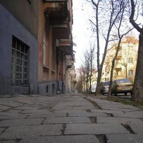 Осінь від Василя Терещука на вулиці Тарнавського