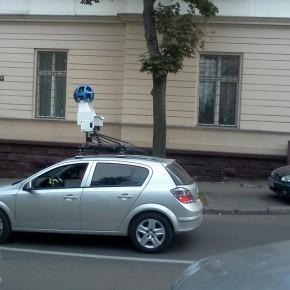 Google Street View у Львові, скоро