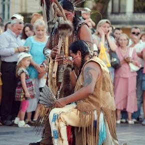 Індіанці у Львові