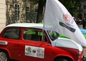 Міжнародний фестиваль класичних авто «Леополіс гран-прі»