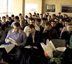 Конференція Lviv iCamp 2010