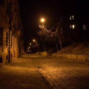 Трохи нічного Львова