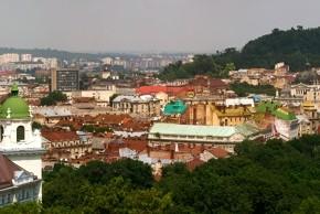 HD панорама Львова на 180 градусів