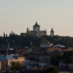 Львів зверху від Андрія Роюка
