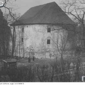 Споруди Львова колись і зараз