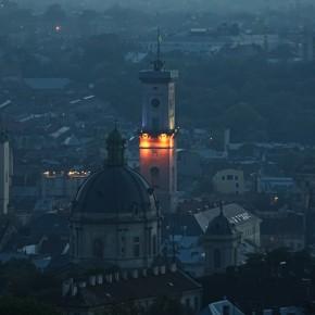 Красиві панорами Львова
