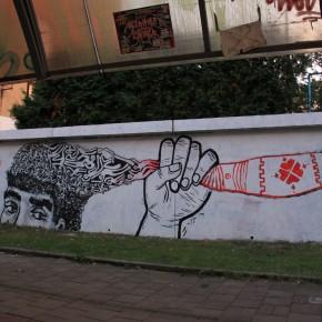 Болгарський стріт-арт у Львові