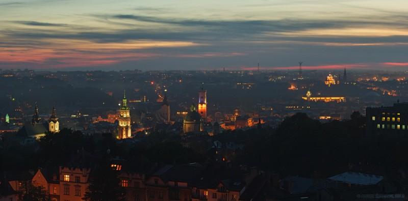 Панорама Львова від JumpingRat